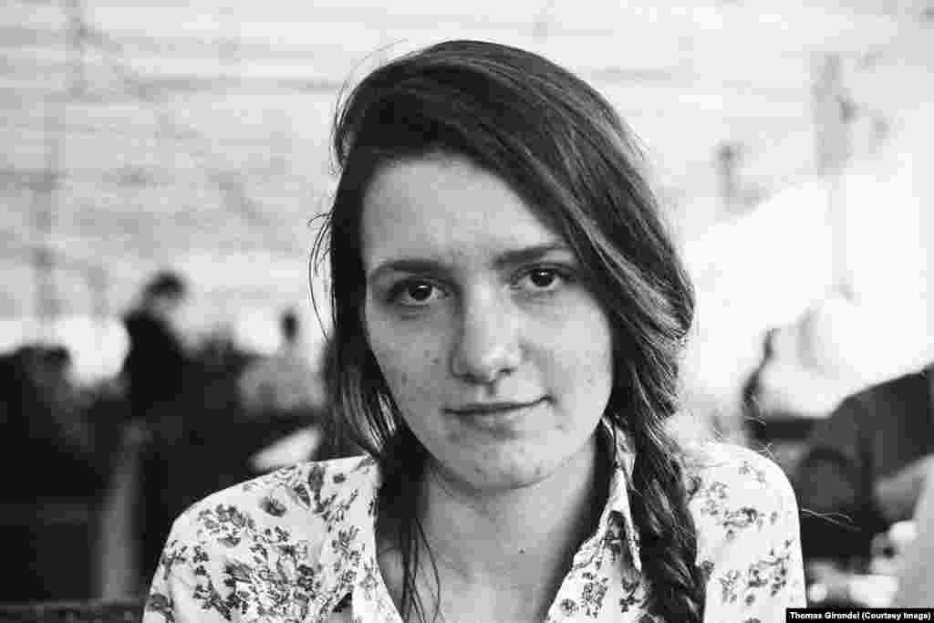 Алена, 24 года, жительница Минска