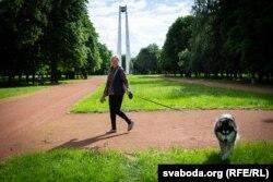 Самая буйная падзея, якая адбылася ў Калоскім парку апошнім часам, — #БНР101