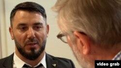 """Тимур Дугазаев, """"представитель"""" Рамзана Кадырова в Германии"""