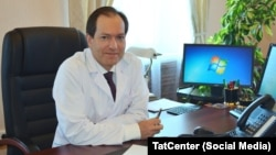 Главврач татарстанской клинической офтальмологической больницы Айдар Амиров