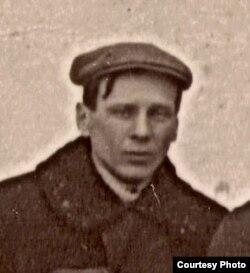 Міхась Лынькоў. 1929 г. З фондаў БДАМЛМ