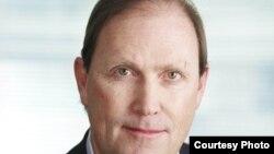 Вице-президент по инвестициям компании Centerra Gold Inc. Джон Пирсон.