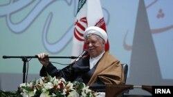 اکبر هاشمی رفسنجانی، رئیس مجمع تشخیص مصحلت نظام