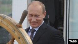 Cîrmaciul Vladimir Putin