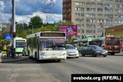 На вуліцы Магілёва