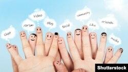 Generic -- social network. social media.