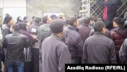 Azərbaycan. Astara keçid məntəqəsi
