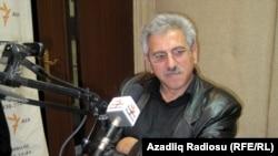 Rövşən Hacıbəyli, AzadlıqRadiosunun Bakı bürosunda , 7 aprel 2011