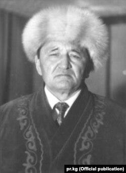 Сыргак Сооронкулов.