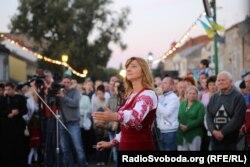 Диригент хору Наталія Петій-Потапчук