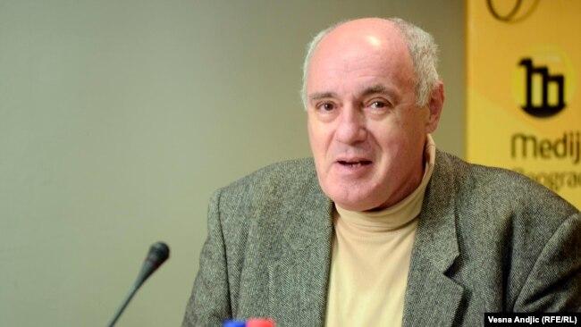 Žarko Puhovski: Želja da se privuće pozornost
