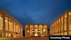 Опера Метрополитен в Нью-Йорке