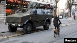 Брюсселдин көчөсү