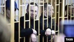 Максим Кириллов, Александр Ковтун и Алексей Никитин, архивное фото