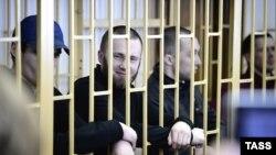 Суд по делу приморских партизан, апрель 2014 года