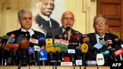 قادة المعارضة المصرية