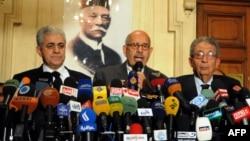 قادة معارضون في مصر