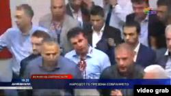 Povrijeđen lider SDSM Zoran Zaev