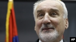 Владимир Вукчевич, прокурор Сербии по военным преступлениям.