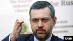 Представитель РПЦ Владимир Легойда