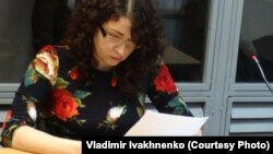 Оксана Соколовская