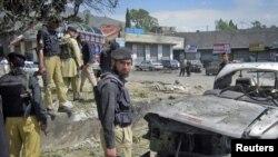 Теракты в Пакистане продолжаются