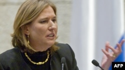 Ципи Ливни 2006-2009 йилларда Исроил Ташқи ишлар вазири лавозимида ишлаган.