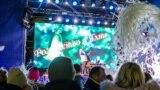 Новый год в Ялте. Иллюстрационное фото