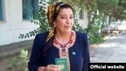 Türkmenistanyň raýaty