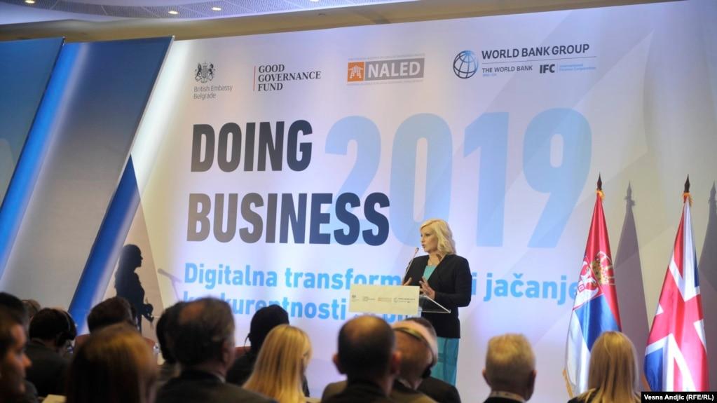 Казахстан впервые вошел в тридцатку лидеров рейтинга doing business