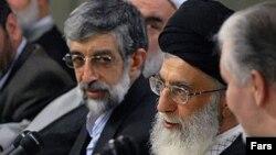 غلامعلی حدادعادل مشاور عالی آیتالله خامنهای است.