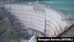 По словам гендиректора комплекса Ингури ГЭС, настанет момент, когда станция встанет
