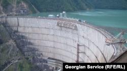 Планы властей по поводу совместного с ОАО «Интер РАО ЕЭС» управления Ингури ГЭС стали для населения Грузии полной неожиданностью