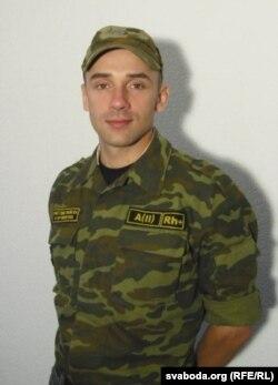 Вайсковец тэрміновай службы Віталь Каратыш быў кандыдатам у дэпутаты