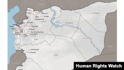 Сирійський режим має переслідувати бойовиків угруповання «Ісламська держава» в районах на захід від річки Євфрат, вважають у коаліції під проводом США