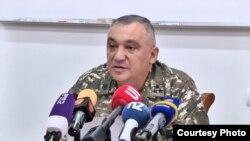 Полковник Самвел Асатрян