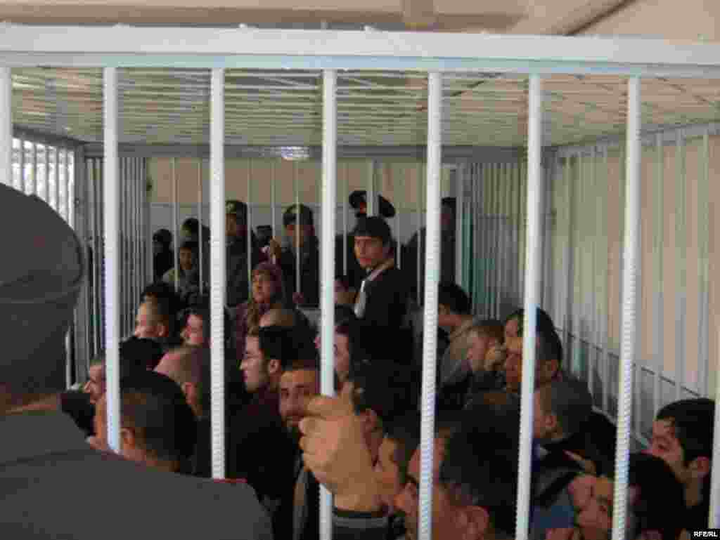 """ГКНБ считает, что наибольшую опасность для КР представляет религиозная организация """"Хизб-ут Тахрир""""."""