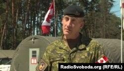 Фрейзер Олд, командир операції UNIFIER