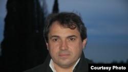 Режис Жантэ, независимый французский журналист. 13.6.2011.