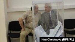 Вчера в Абхазии прошли довыборы в парламент республики по Члоусскому избирательному округу