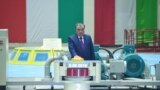 Open second generatore Rogun power plant in Tajikistan