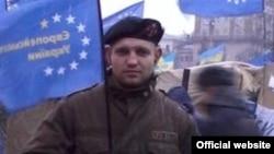 Mikhail Zhyzneuski in Kyiv