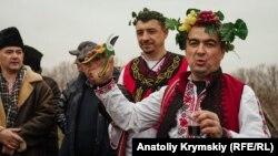 Болгарське народне свято виноградарів та виноробів «Трифон Зарезан» у Сімферополі