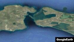 Керченский пролив, иллюстрационное фото