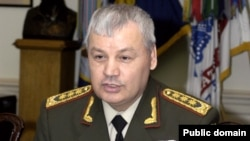 Министр обороны Азербайджана Сафар Абиев