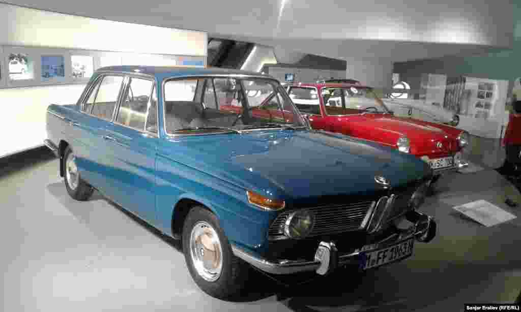 BMW-1700, 1961року випуску