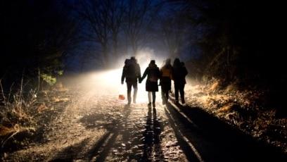Migranti u šumama BiH, ilustrativna fotografija