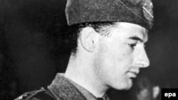 Swedish diplomat and World War II hero Raoul Wallenberg