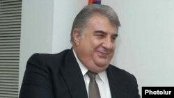 Armenia - Former Labor and Social Affairs Minister Mkhitar Mnatsakanian, undated.