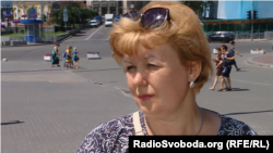 Сталіна Чубенко, мати вбитого бойовиками школяра Степана Чубенка